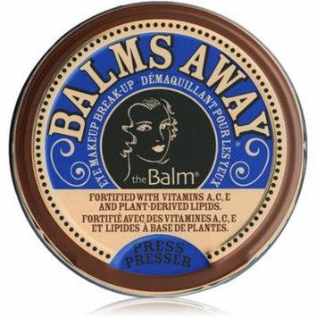 2 Pack - theBalm Balms Away Eye Makeup Remover 2.2 oz