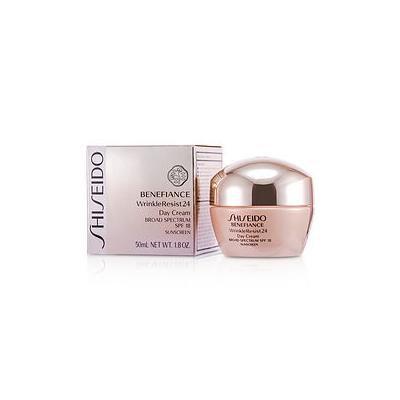 SHISEIDO by Shiseido - Benefiance WrinkleResist24 Day Cream SPF 18 --50ml/1.8oz - WOMEN