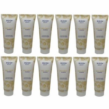 H2O Plus Sea Salt Shampoo lot of 12 each 1.5oz bottles. Total of 18oz