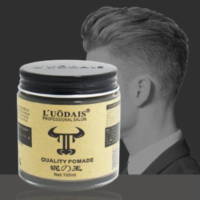 OCDAY Matte Texture Hair Gel Portable Men Styling Wax Professional Pomade Hair Cream