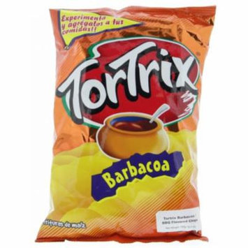 Tortrix Barbecue Chips 6.3oz - Barbacoa Chips (Pack of 30)