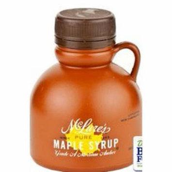 Mclures Maple Syrup - Medium Amber - 8oz