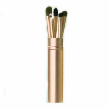 Cosmetic Eyeshadow Eyebrow Eyeliner Blending Pencil Brush Kit