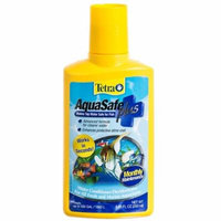 Tetra AquaSafe Plus Tap Water Conditioner 8.4 oz - Pack of 6