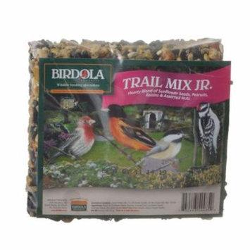 Birdola Trail Mix Jr. Seed Cake .43 lbs - Pack of 6