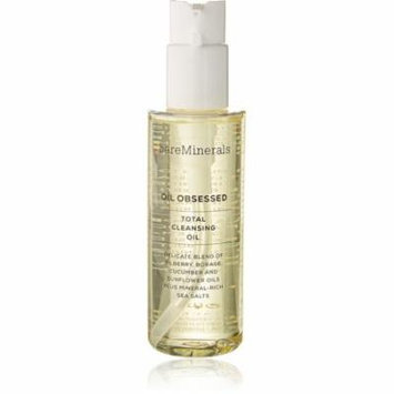 4 Pack - BareMinerals Obsessed Total Cleansing Oil 6 oz