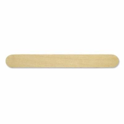 Puritan Sterile Wooden Tongue Depressor / Tongue Blade, 6