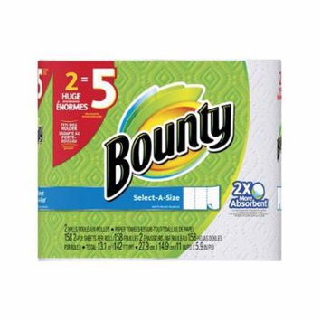 Procter & Gamble 76213 Paper Towels, Select-a-Size, 138-Sheets, 2-Pk. - Quantity 6