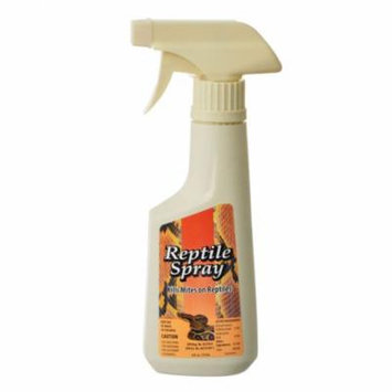 Natural Chemistry Reptile Spray - Kills Mites on Reptiles 8 oz - Pack of 2