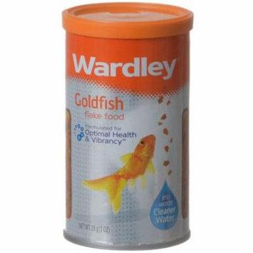 Wardley Goldfish Flake Food 1 oz - Pack of 4