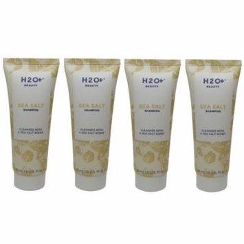 H2O Plus Sea Salt Shampoo lot of 4 each 1.5oz bottles. Total of 6oz