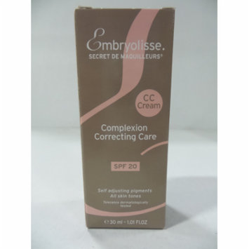 Embryolisse Secret De Maquilleurs Soin Correcteur De Teint SPF 20 CC Cream 30 ml / 1 oz-Pack of 4