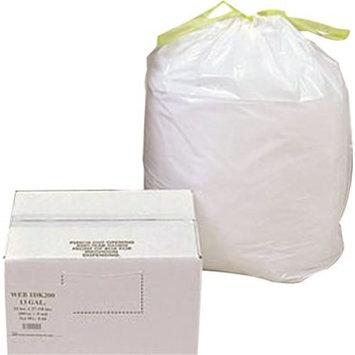 CAN LINER TRASH BAGS 32X41 39 GAL. .7MIL