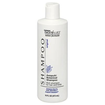 Harmon Face Values: Harmon Face Values Awapuhi Botanical Shampoo 16 oz