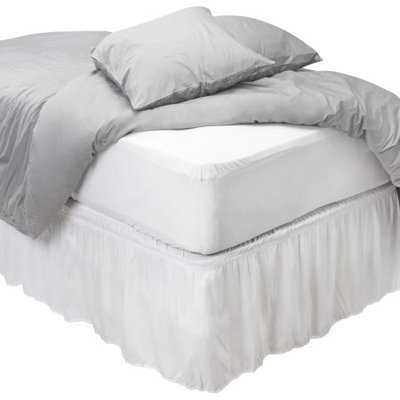 Kennedy International Inc Sanitized Waterproof Mattress Cover Full - Fitted