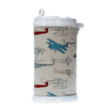 Glenna Jean Ubbi Diaper Pail Cover (Airplane)