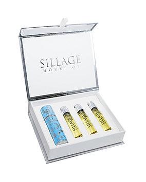 House of Sillage Benevolence Aquamarine Travel Set