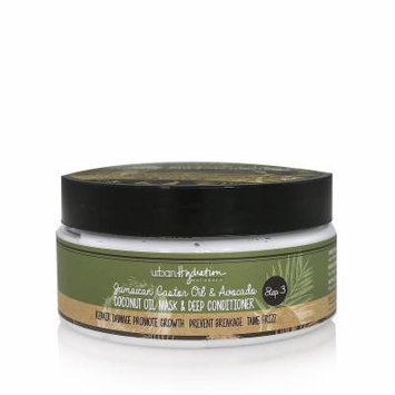 Urban Hydration Castor Oil Mask Leave in Conditioner-6.8 oz.