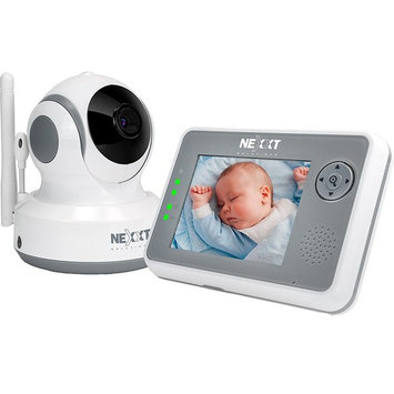 Nexxt Solutions RooMate Wireless Digital Baby Monitor with Pan/Tilt/Zoom function- 3.5