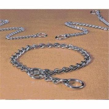 Heavy Choke Chain Dog Collar 18 Inch - C3018A