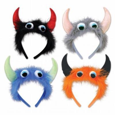 mpany Monster Headbands - Pack of 12