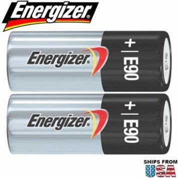 2x Energizer E90 Alkaline 1.5V Batteries N Cell, E90, LR1, MN9100 FAST USA SHIP