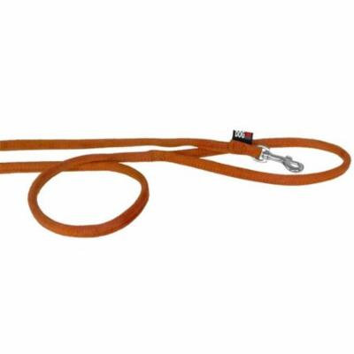 4 ft. L x 0.33 W in. Comfort Microfiber Round Leash, Orange