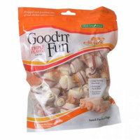 Healthy Hide Good 'n' Fun Triple-Flavor Bones - Beef, Pork & Chicken Mini - 25 Pack - Pack of 10
