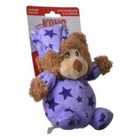 Kong Comfort Snuggles Dog Toy Medium - 1 Pack - (Assorted Colors) - Pack of 4