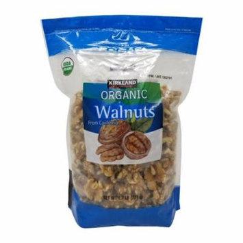 Kirkland Signature Organic Walnuts from California 1.7 LB