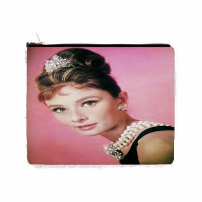 Audrey Hepburn British Actress - Double Sided 6.5