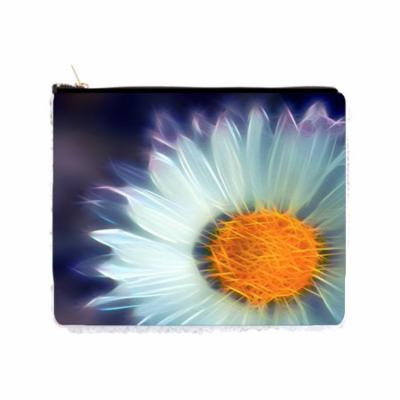Abstract Daisy Flower - 2 Sided 6.5