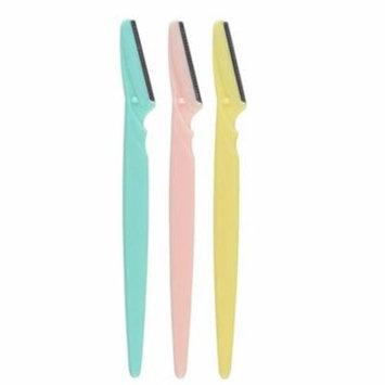 Face & Eyebrow Shaper Razor Knife Hair Eliminating Shaver Trimmer Grooming Kit