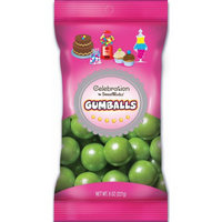 Solid Color Gumballs Fresh Lime