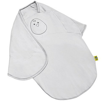 Swaddle - 2-in-1 Size Classic Zen Swaddle – Weighted Swaddle Blanket to Mimic Mother's Touch and Grow with Baby. 0 to 6 Months. Up to 29