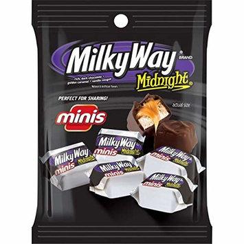 Milky Way Midnight Minis, 2.9 Oz (1 Pack)