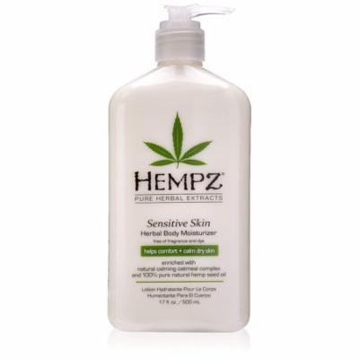 Hempz Sensitive Skin Herbal Body Moisturizer 17 oz