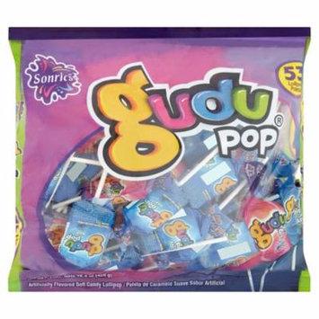 Sonrics Lollipop Gudupop Mix Bag,15.87 Oz (Pack Of 15)