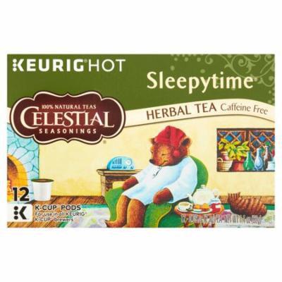 Celestial Seasonings Tea Kcup Sleepy Time Hrbl,12 Pc (Pack Of 6)