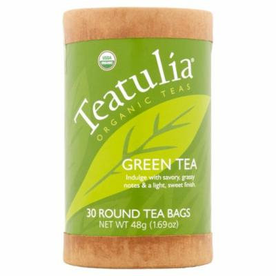 Teatulia Tea Green Org,30 Bg (Pack Of 6)