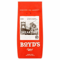 Boyds Coffee Breaktime,12 Oz (Pack Of 6)