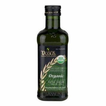 Organic Extra Virgin Olive Oil (Tassos) 500 ml