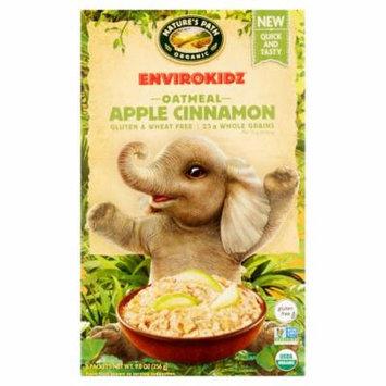 Envirokidz Organic Oatmeal Apple Cinn,9 Oz (Pack Of 6)