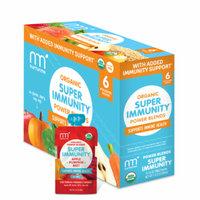 NurturMe Organic Power Blend Super Immunity: Apple + Pumpkin + Beet (3.5 oz) - 6 Pack