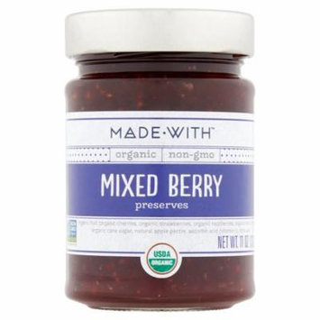 Made With Preserve Mixed Berry Org,11 Oz (Pack Of 6)
