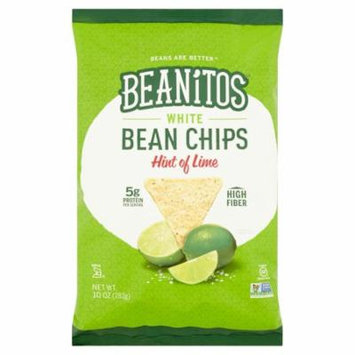 Beanitos Chip Wht Bn Lime Prty Sz,10 Oz (Pack Of 6)