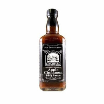 Lynchburg Tennessee Whiskey Apple Cinnamon Barbecue Sauce