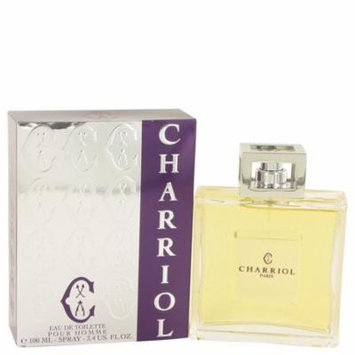 Charriol Men Eau De Toilette Spray 3.4 Oz