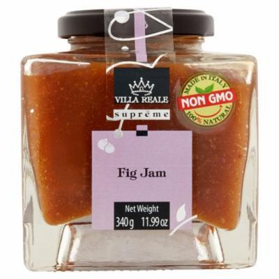 Villa Reale Jam Fig,11.99 Oz (Pack Of 6)