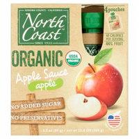 North Coast Applesauce 4Pk Pch Org,12.8 Oz (Pack Of 6)